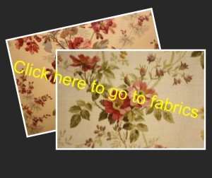 Designer fabric and curtain fabric  Durham