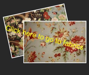 Designer fabric and curtain fabric  Derbyshire
