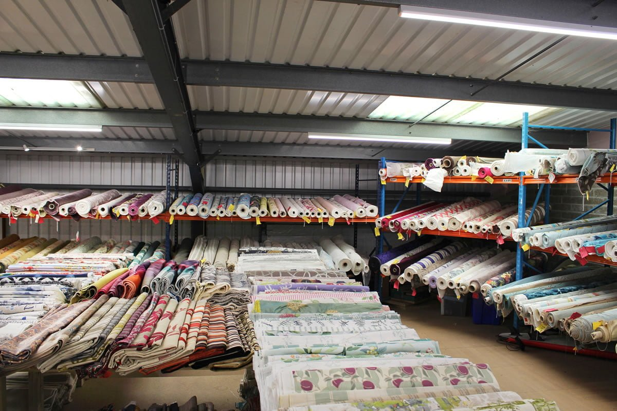 Discounted Designer Fabric near Exeter