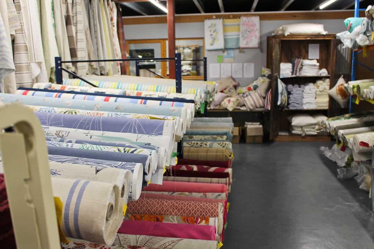 Discounted Designer Furnishing Fabrics for Sale near Saltash